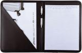Schreibmappe A4 SAVONA schwarz