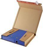 Ordnerversandverpackung 320x290x35-80 mm, braun