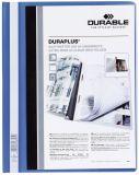 Angebotshefter DURAPLUS®, strapazierfähige Folie, DIN A4, blau