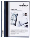 Angebotshefter DURAPLUS®, strapazierfähige Folie, DIN A4, dunkelblau