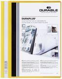 Angebotshefter DURAPLUS®, strapazierfähige Folie, DIN A4, gelb