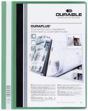 Angebotshefter DURAPLUS®, strapazierfähige Folie, DIN A4, grün