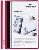 Angebotshefter DURAPLUS®, strapazierfähige Folie, DIN A4, rot