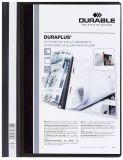 Angebotshefter DURAPLUS®, strapazierfähige Folie, DIN A4, schwarz