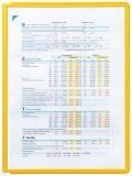 Sichttafel SHERPA® PANEL A4, gelb