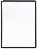 Sichttafel SHERPA® PANEL A4, schwarz
