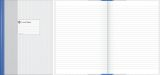 Geschäftsbuch - A4. 96 Blatt. liniert
