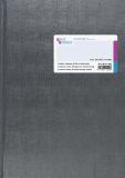 Spaltenbuch A4 in Kopfleisten-Ausführung , Schema über 1 Seite, mit Seitenzahlen, 6 Spalten, 96 Blatt