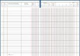 Rechnungs- und Warenausgang - Buch, 80 Seiten, DIN A4