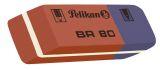 Radierer BR80, 41 mm x 14 mm x 8 mm