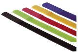 Klett-Kabelbinder-Streifen, Streifen 16 x 215 mm, max. Bündel ø 60 mm. Packung mit 5 Stück