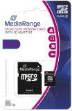 Micro SDHC Speicherkarte 8GB Klasse 10 mit SD-Karten Adapter