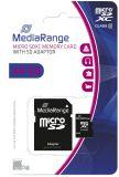Micro SDXC Speicherkarte 64GB Klasse 10 mit SD-Karten Adapter