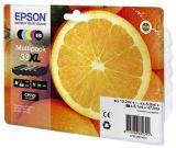Epson C13T33574010 Multipack TP T3357 XL