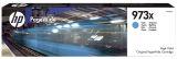 HP® Inkjet-Druckpatronen blau, 7.000 Seiten, F6T81AE