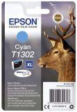 Epson Inkjet-Druckerpatronen blau, 880 Seiten , C13T13024012