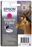 Epson Inkjet-Druckerpatronen rot, 880 Seiten , C13T13034012