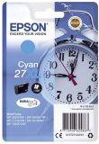 Epson Inkjet-Druckerpatronen blau, 1.200 Seiten , C13T27124012