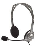 Headset H110 Stereo - silber