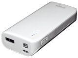Mobiles Ladegerät | Powerbank 5.200 mAh - integrierter Taschenlampe