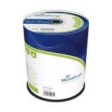 DVD-R 4.7GB. 120min 16-fache Schreibgeschwindigkeit. 100er Cakebox