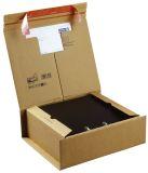 Paket Versandkarton 385 x 315 x 130 mm, braun