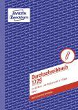 Durchschreibbuch – A5, 1. und 2. Blatt liniert, SD, 2x40 Blatt