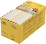 3432 Frankier-Etiketten - einzeln mit Abziehlasche, 164 x 41 mm, 1.000 Stück
