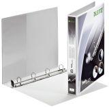 4200 Ringbuch SoftClick, A4, mit Taschen, 4 Ringe, 20 mm, weiß