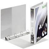 4201 Ringbuch SoftClick, A4, mit Taschen, 4 Ringe, 25 mm, weiß