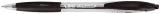 Druckkugelschreiber ATLANTIS, 0,4 mm, schwarz