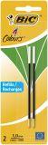 4 COLOURS Kugelschreibermine - 0,4 mm, 2 Stück, grün