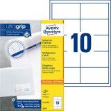 3679 Universal-Etiketten ultragrip - 97 x 55 mm, weiß, 1.000 Etiketten, permanent