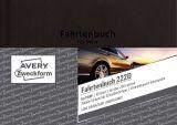 Formularbuch Hardcover - A6 quer, Blattanzahl 48