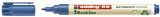 25 Permanentmarker EcoLine - nachfüllbar, 1 - 5 mm, blau