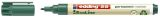 25 Permanentmarker EcoLine - nachfüllbar, 1 - 5 mm, grün