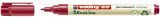25 Permanentmarker EcoLine - nachfüllbar, 1 - 5 mm, rot