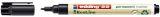 25 Permanentmarker EcoLine - nachfüllbar, 1 - 5 mm, schwarz