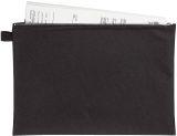 Bank- / Transporttasche - für A4, Stoff, schwarz