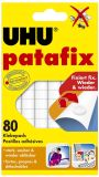patafix Original, wieder ablösbar, weiß, 80 Stück