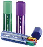 Fasermaler Pen 68 Box, mit 20 Stiften