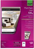Fotopapier für Farb-Laser/-Kopierer - A4, 2-seitig hochglänzend, 135 g/qm, 200 Blatt
