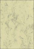 Marmor-Papier, beige, A4, 200 g/qm, 50 Blatt