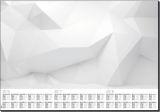 Papier-Schreibunterlage Design - Wall