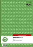 Aufmaßbuch - A4, SD, MP, 50 Blatt