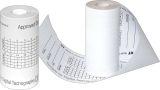 3 Rollen HAUG Thermopapierrolle digitale Tachographen - Economy, 8m x 57mm