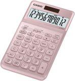 Tischrechner JW-200 - Solar-/Batteriebetrieb, 12stellig, LC-Display, pink