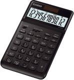 Tischrechner JW-200 - Solar-/Batteriebetrieb, 12stellig, LC-Display, schwarz