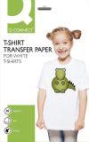 T-Shirt Transferfolie - A4, 0,10 mm, 10 Folien