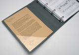 Dreiecktaschen - 10 x 10 cm, sk, transparent,10 Stück